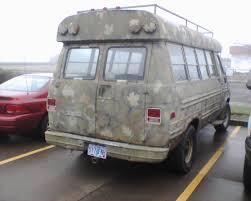 CC Outtake: 1980 Dana V-Drive 4WD GMC School Van – A Rarity Indeed