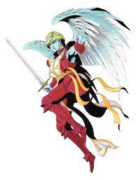 Smt Multiverse Chart Uriel Shin Megami Tensei Vs Battles Wiki Fandom