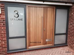 modern double front doors for door nice modern front double door u53 door