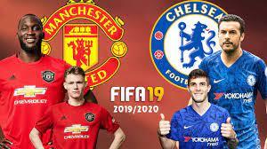 FIFA 19   แมนยู VS เชลซี   ฤดูกาล 2019/2020 เจอกันนัดแรกเลย !! จัดไป -  YouTube