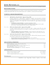 Registered Nurse Resume Objective Nurse Resume Objective Examples