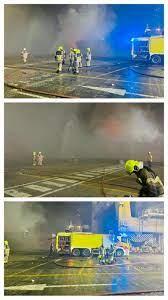 حريق دبي يتصدر الترند ونجوم الخليج يتفاعلون
