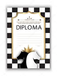 Vector Modelo De Diplomas Certificado De Plantilla De Vector Del