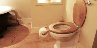 wooden toilet seat covers. we have so, so many questions about this perplexing seat. wooden toilet seat covers