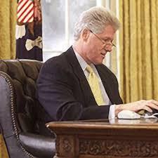 clinton oval office. Clinton Oval Office