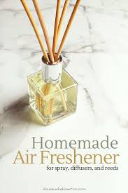 homemade air freshener this is so easy to make