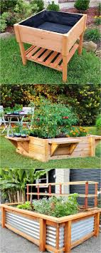how to make raised garden beds. Unique How 28 Amazing DIY Raised Bed Gardens On How To Make Garden Beds E