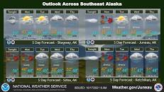 Media posted by NWS Juneau