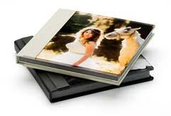 Photot Albums Pacific Flush Mount Albums With Leatherette Linen Or Photo Covers