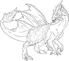 Coloring Sheets Dragon Coloring Pages Printable 07 Embroidery Dragon