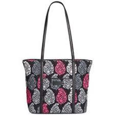 Vera Bradley Glenna (Java Floral) Tote Handbags ($80) ❤ liked on ... & Vera Bradley Small Trimmed Vera Tote ($68) ❤ liked on Polyvore featuring  bags, Adamdwight.com