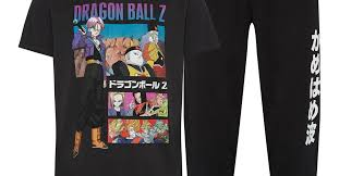 <b>Dragon Ball</b> Z Pyjama Set | Pyjamas | Clothing | <b>Mens</b> | Categories ...