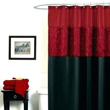 Bathroom Window Interesting Red Shower Curtains Target Red R Curtains For Sale Coral Curtain