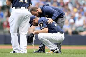 Milwaukee Brewers Dont Cough Up Early Lead Texas Rangers