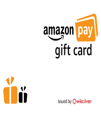 Amazon Pay E-Gift Card - Buy Online on Snapdeal