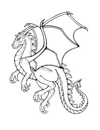 Free Printable Dragon Coloring Pages Avusturyavizesiinfo