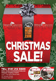 Sale2016xmas By Fishing Megastore Glasgow Angling Centre