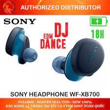 Tai nghe True Wireless Extra Bass Sony WF-XB700 - Bảo Hành 12 Tháng Toàn  Quốc