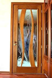 wood doors with glass fresh design interior wood doors with glass oak interior doors traditional entry