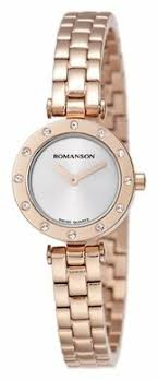 Наручные <b>часы ROMANSON RM5A18TLR</b>(<b>WH</b>) — купить по ...