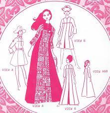 Muumuu Pattern Impressive Vintage Uncut Muumuu Dress Pattern Size 48 Pacifica 48