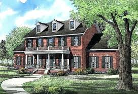 exterior colonial house design. Colonial Brick House Conial Plans On Small White  Traditional Exterior Inside Pictures Design