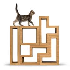 stylish cat furniture. One Of The Biggest Elements Is To Me Scratching Aspects, Because This Cat Tree Intended Save My Furniture. KATRIS Features Cardboard But Stylish Furniture I