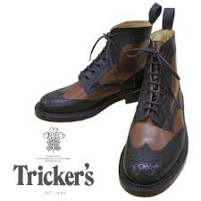 boots mens tricker s trickers country boot double leather sole made in united kingdom