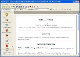 Websites To Post Resumes. Free Resume Builder No Registration 10 with  regard to Websites To