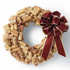 wine cork wreath for easy craft ideas diy wreath how to make a cork wreath for tutorial and decoration tips