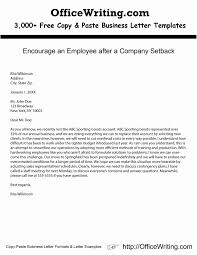 Business Letter Format Word Resume Business Letter Format Example For Students Of