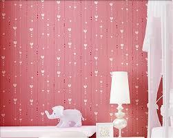 Beibehang Moderne Behang Kinderkamer Sterren Roze Rood Paars Leuke