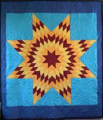 The #Lakota women are master #quilters & offer their beautiful ... & Native American Trade! : King Star Quilt - Native American Pipes Cedar  Boxes Native American Church Items Herb Tinctures Drums Star Quilts  Supplies Beaded ... Adamdwight.com