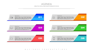 Agenda Office Learn To Create Business Agenda Presentation Slide In Microsoft