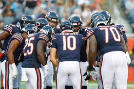 Chicago Bears Qb Depth Chart The Chicago Bears Need The Offense To Improve In 2019