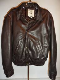vintage banana republic leather motorcycle jacket