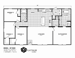 manufactured homes floor plans. Triple Wide Manufactured Homes Oregon Luxury Floor Plans Inspirational Bedroom