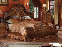 Oak Bedroom Furniture Set Wood Bedroom Sets B8028 Solid Wood Bedroom Set Beige Solid Wood