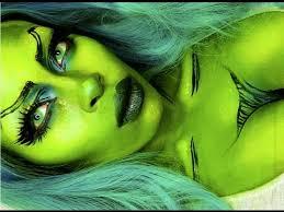 she hulk makeup transformation tutorial