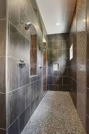 27 walk in shower tile ideas that will inspire you home walk in shower floor tile