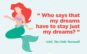 Disney Quotes About Dreams Best Disney Princess Quotes To Live By Reader's Digest