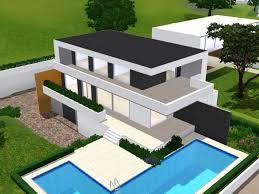 mesmerizing sims 3 modern mansion ikaria house for gamer