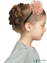 Krásny účes Pre školy účes Pre Dlhé Vlasy Urobte Sami účesy A