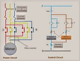 power control circuit for forward and reverse motor elec eng world power control circuit for forward and reverse motor
