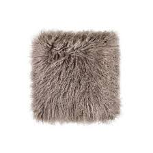 Купить Декоративная <b>подушка</b> Нордик коричневая в Интернет ...