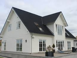Schwedenhäuser Fjorborg Holzhäuser