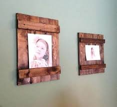 rustic wood picture frame sets wooden wall decor set rustic wood picture frame sets wooden wall decor set
