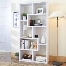 White modern bookshelf Wall Bookshelf Amazing Modern White Bookshelf Contemporary Modern Bookshelf Bistro