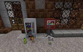 Minecraft Vending Machine Mod 17 10 Inspiration Vending Machines Revamped Mod 4848480 48MinecraftNet