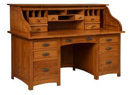 Oakwood Interiors Bedroom Furniture Roll Top Desk